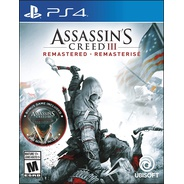 Assassin`s Creed III remastered