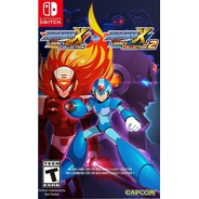 Megaman X Legacy Collection 1 + 2
