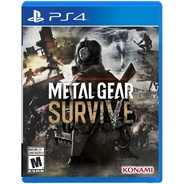 Metal Gear Survival